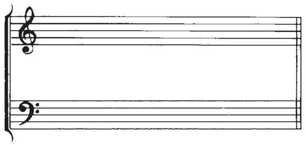 112812 0950 Lasclaves34 Las claves musicales en el pentagrama